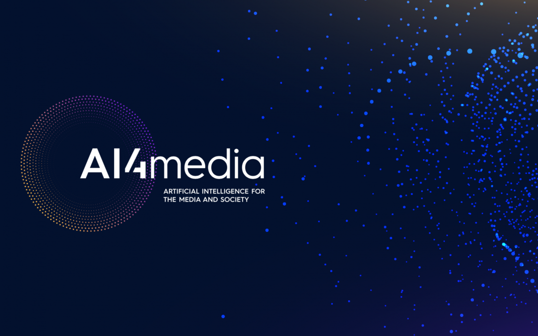 AI4media: A New European Network to Take Artificial Intelligence to The Next Level