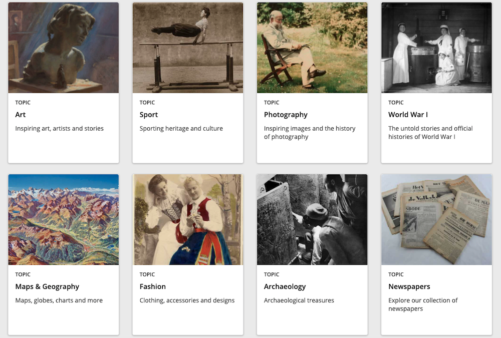 Europeana Subtitled Project: The EU's Digital Archive of Cultural Heritage Is Getting An AV Content and Accessibility Boost