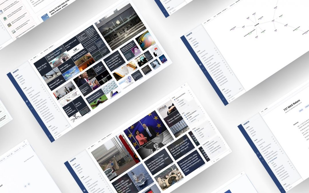 MONITIO: Building A New Generation of AI-powered Media Monitoring Tools