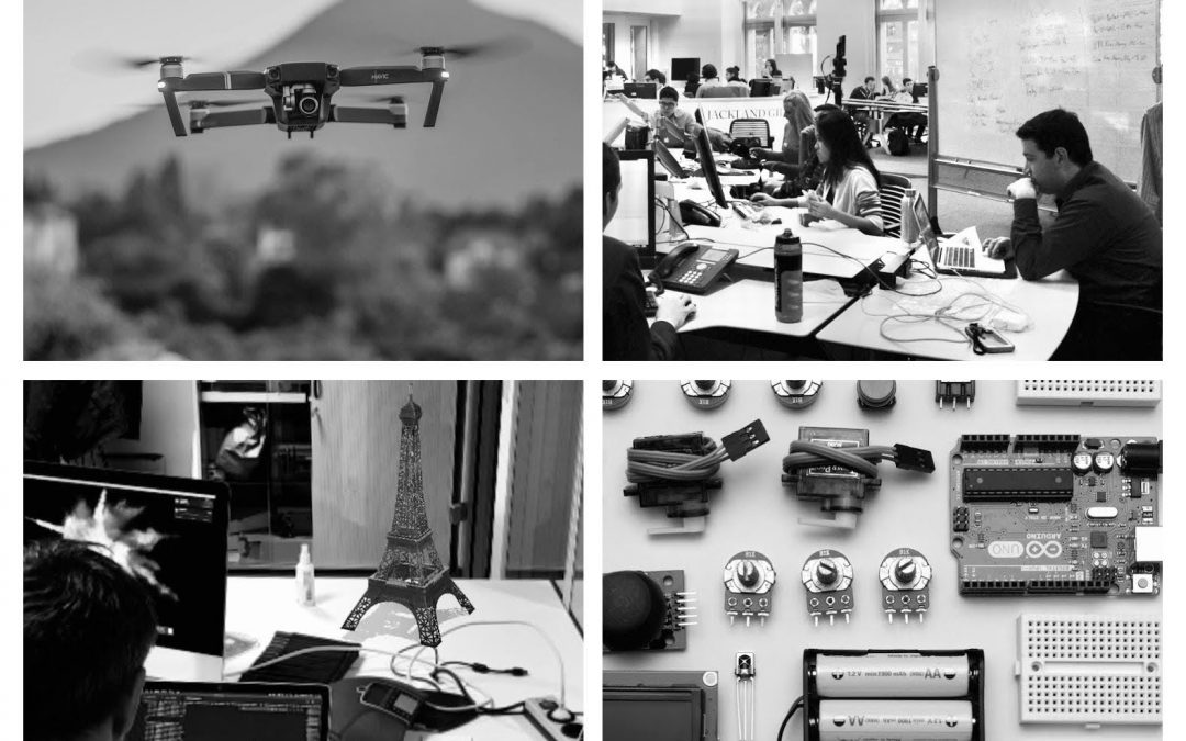 Augmented Reality Journalism, Drone Journalism, Journalism of Things: A Closer Look at Three New Kinds of Tech-Driven Reporting